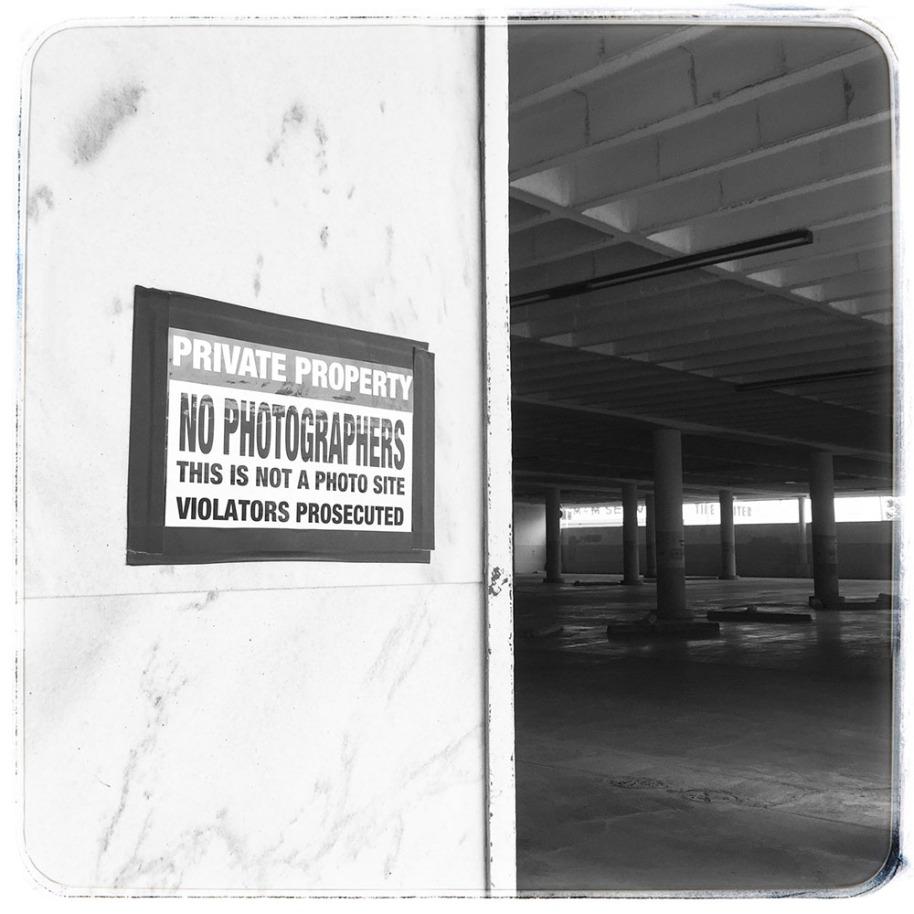 Parking Garage Lubbock